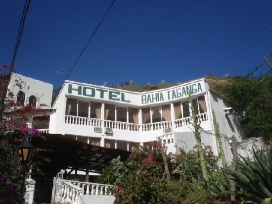 Hotel Bahia Taganga: ホテル外観