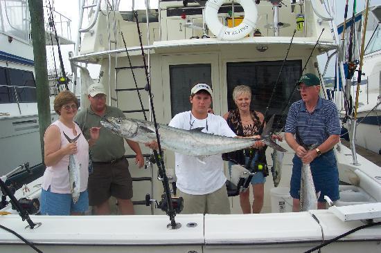Integrity charter fishing hilton head all you need to for Fishing charters hilton head