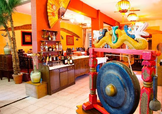 The Residence Bora Kai Restaurant