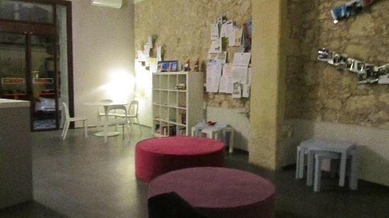 LoLHostel Siracusa: common room