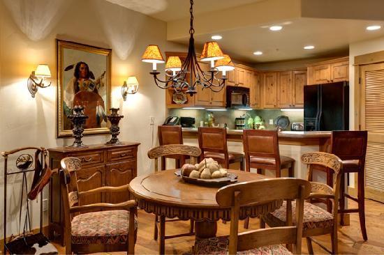 EagleRidge Lodge: Dining Area