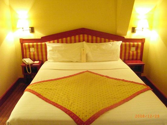 Millesime Hotel: ベッド