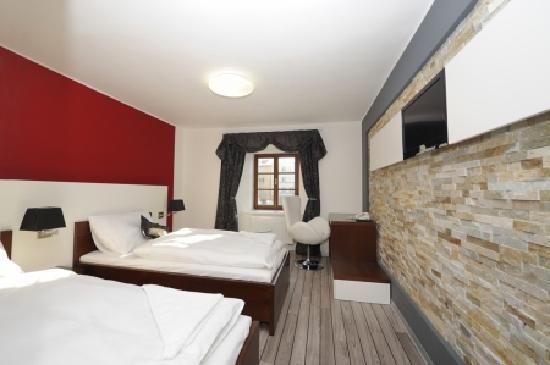 Hotel Caramell: Room