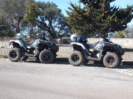 Quad Ventura : Two of the quads
