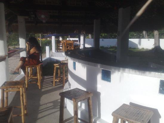 Beach Club Cagpo: Boss at the Beachbar