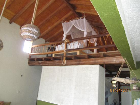 Quinta D'Liz: upper bedroom