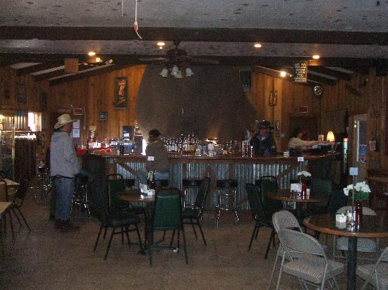 Dragoon, AZ: The Saloon built around the boulder