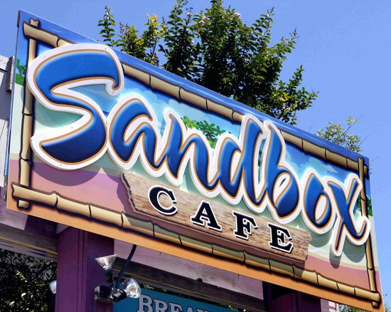Sand Box Cafe: Metromix Jersey Shore Best Breakfast 2011