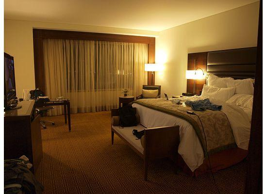JW Marriott Hotel Bogota: King Bedroom