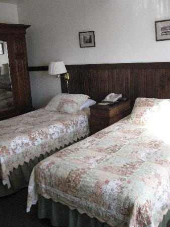 Inn at Creek Street: Double Bed occupacy