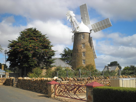 ‪‪Oatlands‬, أستراليا: Callington Mill, Oatlands‬
