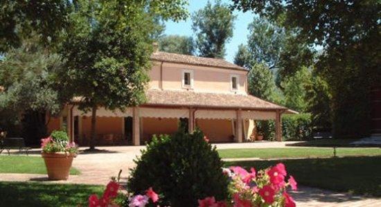 Posta Fibreno, Itália: Il Mantova del Lago: ingresso