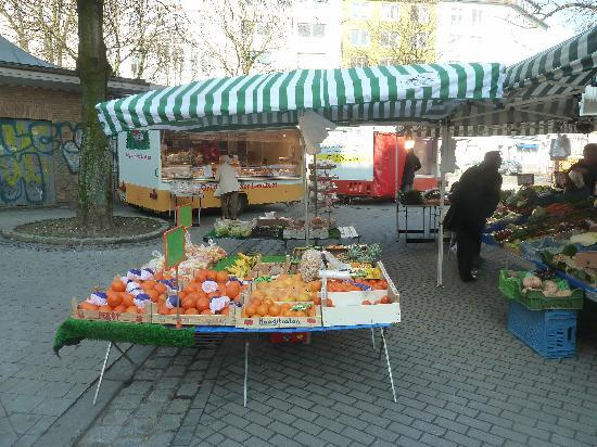 Hotel Europa: Markt am Fürstenplatz