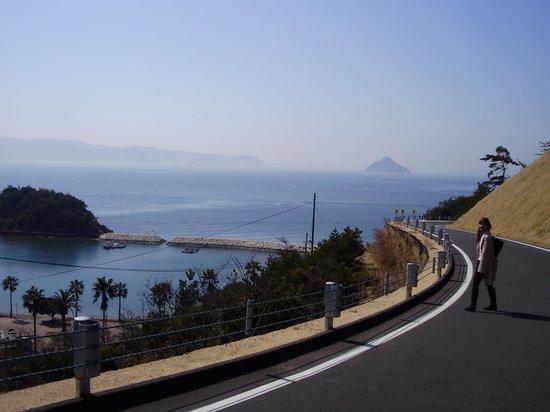 Naoshima-cho, Giappone: 直島から見る景色