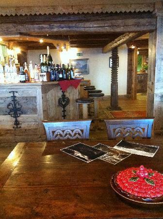 Hotel Meuble Mon Reve: Bar