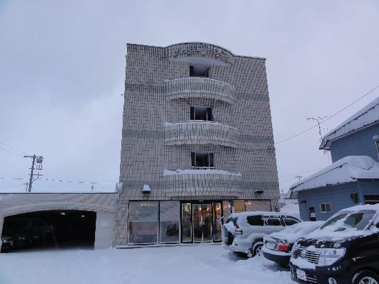 Rumoi, Japan: 建物