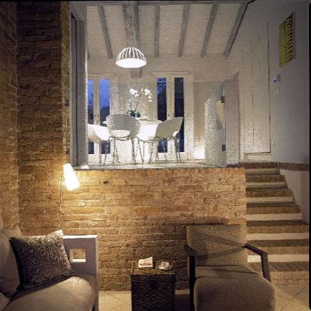 Villa gallo split level living room & Kitchen - Picture of ...