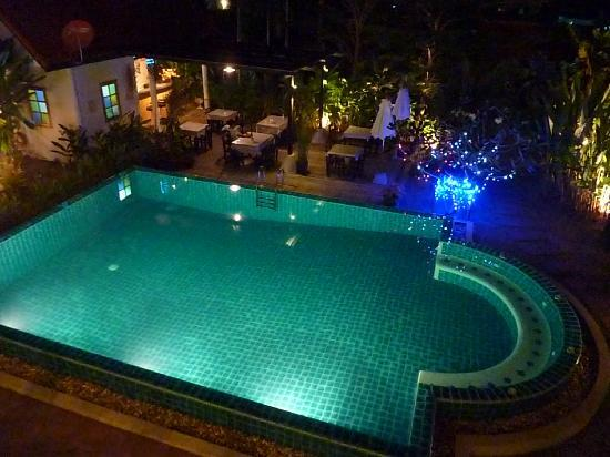 ‪‪Monaburi Boutique Resort‬: Pool‬