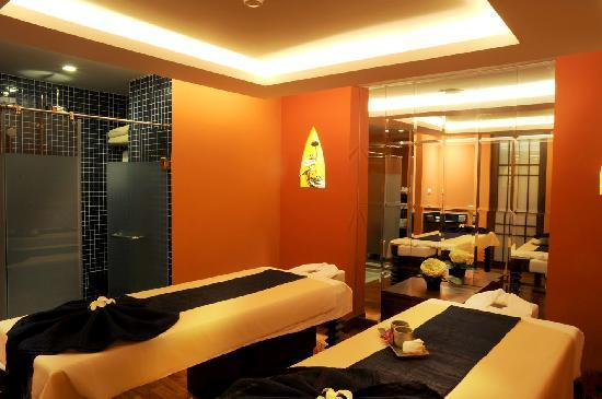 Rembrandt Hotel Bangkok: The Spa