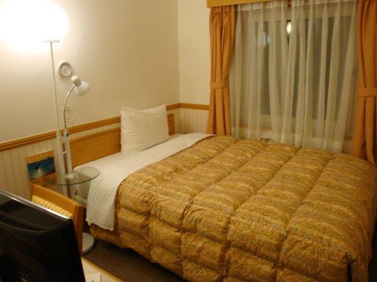 Toyoko Inn Seoul Dongdaemun: まったく日本と同じかと思う仕様です。