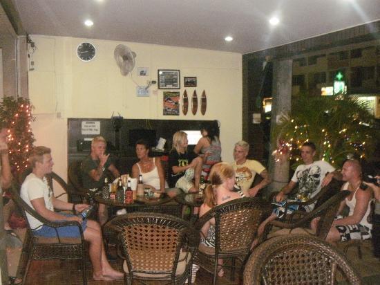 Sunmar Inn Patong: Trevliga Ägare Å Awsome Personal