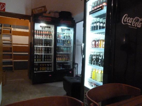 Apartment Bar: Kühlschrank