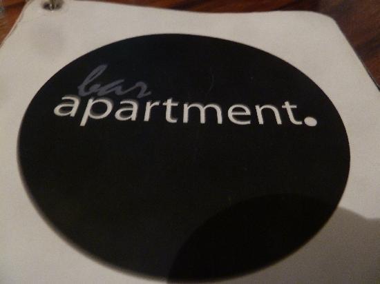 Apartment Bar: Logo