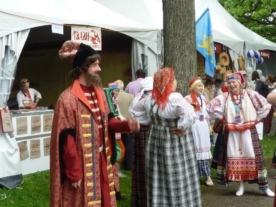 Παρνού, Εσθονία: Balletti russi...