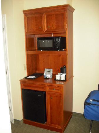 Hilton Garden Inn Jacksonville JTB / Deerwood Park: Micro and Frig