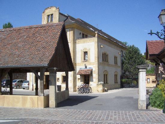 Rouffach, Frankreich: extérieur