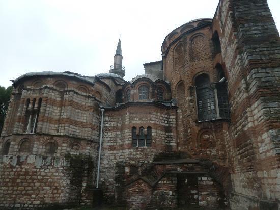 Innen - Picture of Kariye Museum (The Chora Church ...