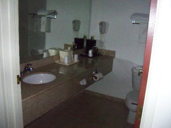 سلييب إن: Bathroom