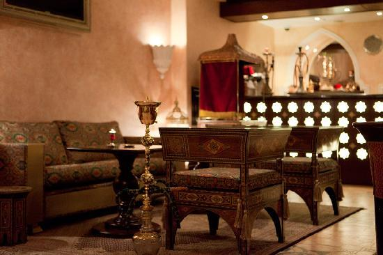 Radisson Royal Hotel Moscow: In interiors of Farsi Restaurant worthy of padishah
