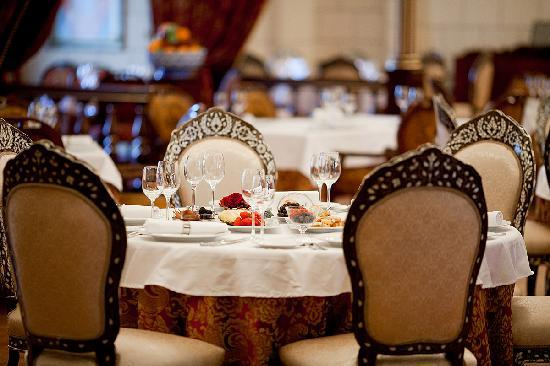 Radisson Royal Hotel Moscow: Farsi - the first restaurant specializing in Iranian cuisine in Moscow