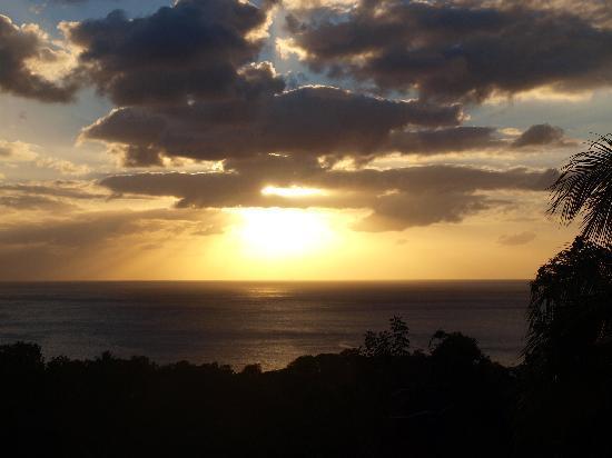 La Koumbala: En haut de la côte