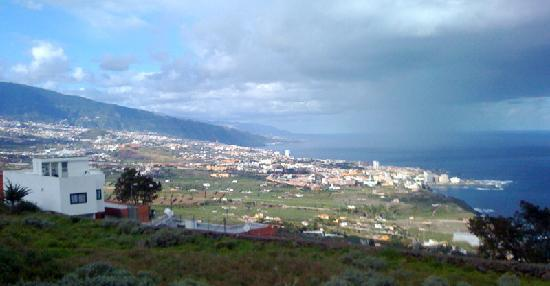 Puerto de la Cruz - grüne Stadt an der Nordküste
