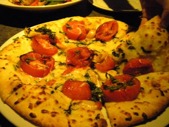 Yard House Restaurant: ピザマルゲリータ