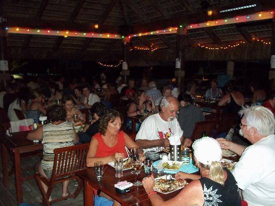 Acqua Beach Club: Excellent ambiance