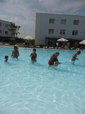 Nicotel Gargano: piscina