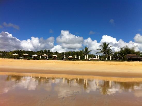 Estrela D'Agua: bar da praia