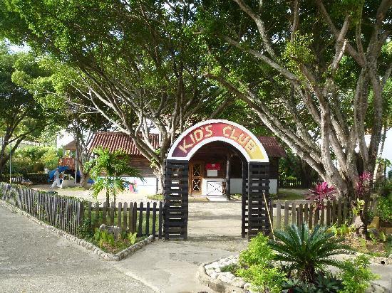Hotel Beach House Playa Dorada: Kids Club building