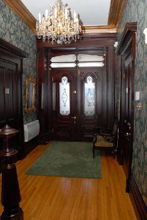 Gite Royal Dumontier: Vue 2 hall d'entrée
