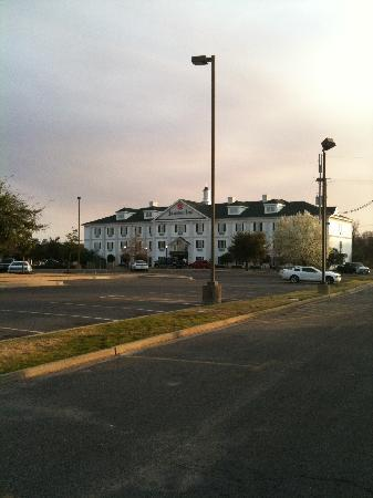 Comfort Inn of West Monroe: Front of the hotel