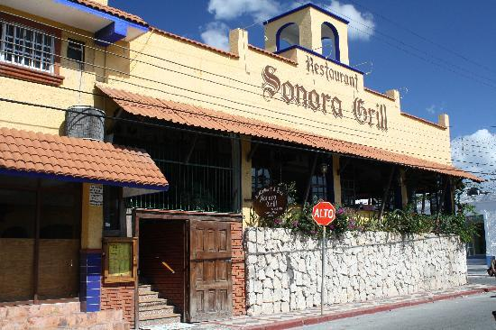 Sonora Grill - outside