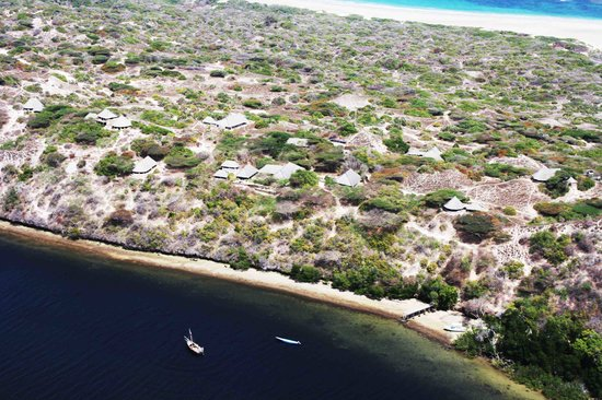 Mikes Camp, Kiwayu Island