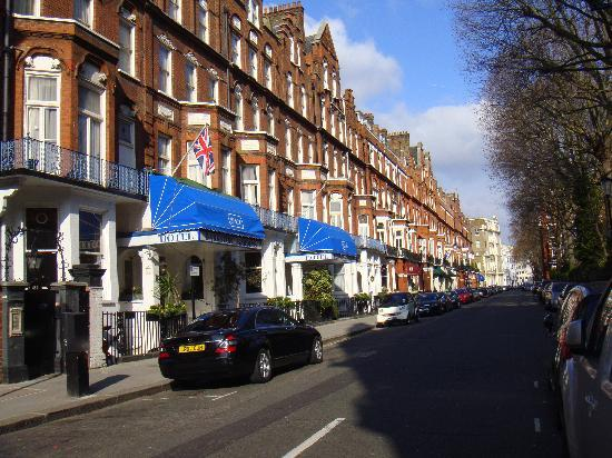 Best Western Burns Hotel Kensington Tripadvisor