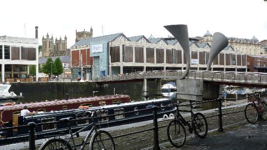 Bristol, UK: I vecchi dock