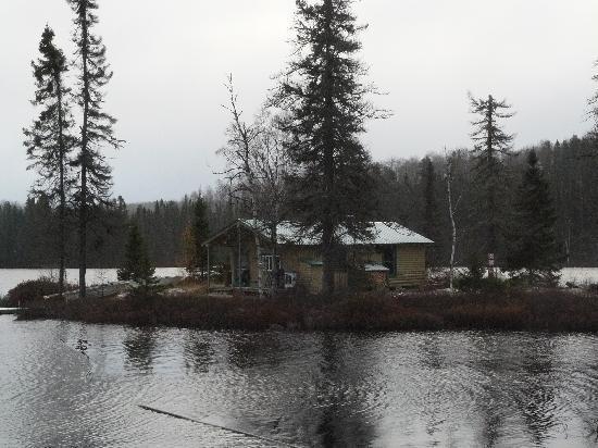 La Tuque, كندا: le lac