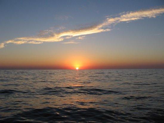 Super 8 South Padre Island : Beautful sunsets
