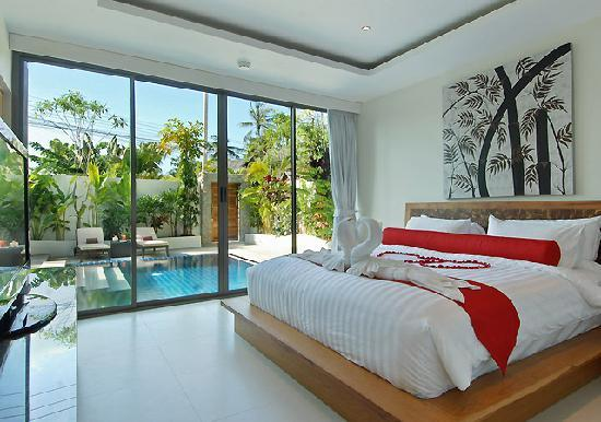 Beach Republic The Residences: La master bedroom